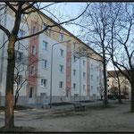 Frankfurt Gallus - Wallauer Str.