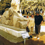 Die Verliebten in Ägypten