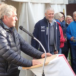 Eröffnung der Nordseewoche 2018 durch den Oberbürgermeisters der Stadt Cuxhaven, Dr. Ulrich Getsch (Foto: Ronald Griebenow, SVC)