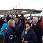 Eröffnung Nordseewoche 2018 in Cuxhaven (Foto: Ronald Griebenow, SVC)