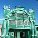 "Teatro ""Reguero"". Ecléctica arquitectura"