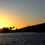 Sonnenaufgang - 5:45 Uhr