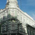 Altstadt, renouviertes Gebäude, 28.07.2010