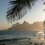 Strand von Ipanema
