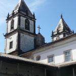Salvador, Kirche in der Altstadt Pelourinho, Juli 2011