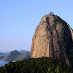 Blick auf den Zuckerhut vom Morro da Urca aus, 08/2010