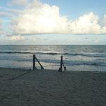 Strand bei Boa Viagem, 22.01.2010