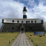 Salvador, Farol (Leuchtturm) da Barra, Juli 2011