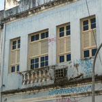 Schmierereien, leider überall (auch in Rio) anzutreffen, 28.07.2010