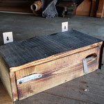 Mauersegler-Doppelkasten mit Verschlussklappen