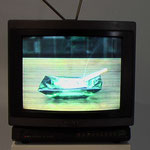Dunja Evers - First Light # 2 / 2005 / video-loop / 1 sec. / gallery fiedlercontemporary, cologne