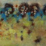 Résistance - 116x63 -Acrylique - 2015