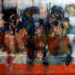 Sans titre - 180x81 - Acrylique - 2014
