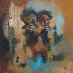 Notre identité - Acrylique - 2014