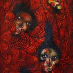 Mouvance#2 - 42x130 - Acrylique - 2015