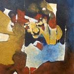 Solitude - 65x80 - Acrylique - 2010 (VENDUE)