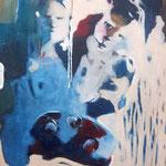 O masque ! - 85,2x65,4 - Acrylique - 2011