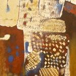 Dernière chance - 55x95 - Acrylique - 2011 (VENDUE)