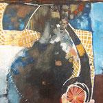 sans titre - 45x75  - Acrylique - 2012 (VENDUE)