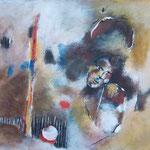 Oui à la paix - 85x65 - 2013 -Acrylique (VENDUE)