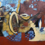 sans titre 60x80 - Acrylique - 2010 (VENDUE)