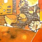Sans toi - 65x80 - Acrylique - 2011 (VENDUE)