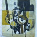 Sans titre - 75x55 - 2013 - Acrylique (VENDUE)