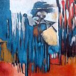 Nônà - 85x65 - Acrylique - 2011