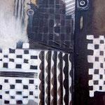 Po poulà - 95x55 - Acrylique - 2011 (VENDUE)