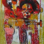 Précieux -41x60 - Acrylique - 2016