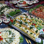 Catering Tages & Abendfahrten
