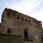 Antigua Casa Parroquial de San Bartolomé, S. XVI