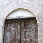 Casa de las Conchas, S. XV-XVI (puerta)