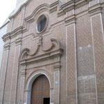 Iglesia Parroquial de San Bartolomé, S. XVII
