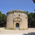 Santuario de la Misericordia, Ermita del Calvario, S. XVI
