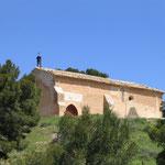 Ermita de San Jorge, S. XVII