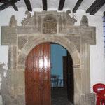 Palacio de los Angulo S. XVII