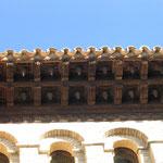 Casa de María Aguilar S. XVI (detalle del alero)