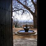 Santuario de la Misericordia, Caserón