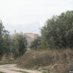 Ruta del Escachamatas al fondo Bureta