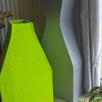 vase en carton