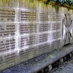 """Gedenkmal (""""Kriegerdenkmal"""") für die Gefallenen des 1. Weltkriegs, 08.03.2013, Foto: Manuel Werner"""