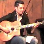 Gitarrist Gismo Graf, Sinti-Jazz