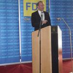 NRW Spitzenkandidat Christian Lindner