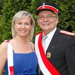 Hofpaar Natalia und Joachim John