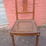 B3. Chaise Art Déco. 10€