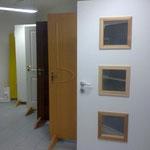 Ausstellung Firma Stopp