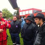Aufmerksame Walenstadter Feuerwehrleute