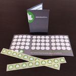 Bonusprogramm  |  Bonusheft inklusive Sammelaufkleber für die Mühlenbusch Apotheke in Nievenheim