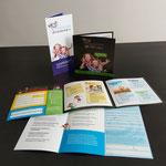 Flyer  |  Programm- und Informationsflyer für die KiTa Wirbelwind und deren Förderverein